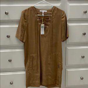 NWT BCBGeneration midi dress size XXS